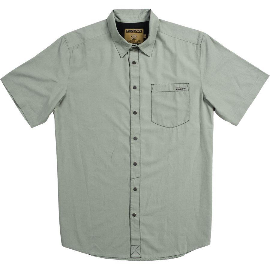 FlyLow Gear Anderson Shirt - Short-Sleeve - Mens