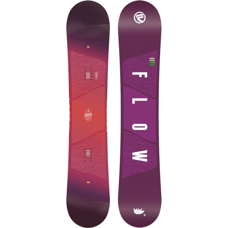 Flow Jewel Snowboard - Women's