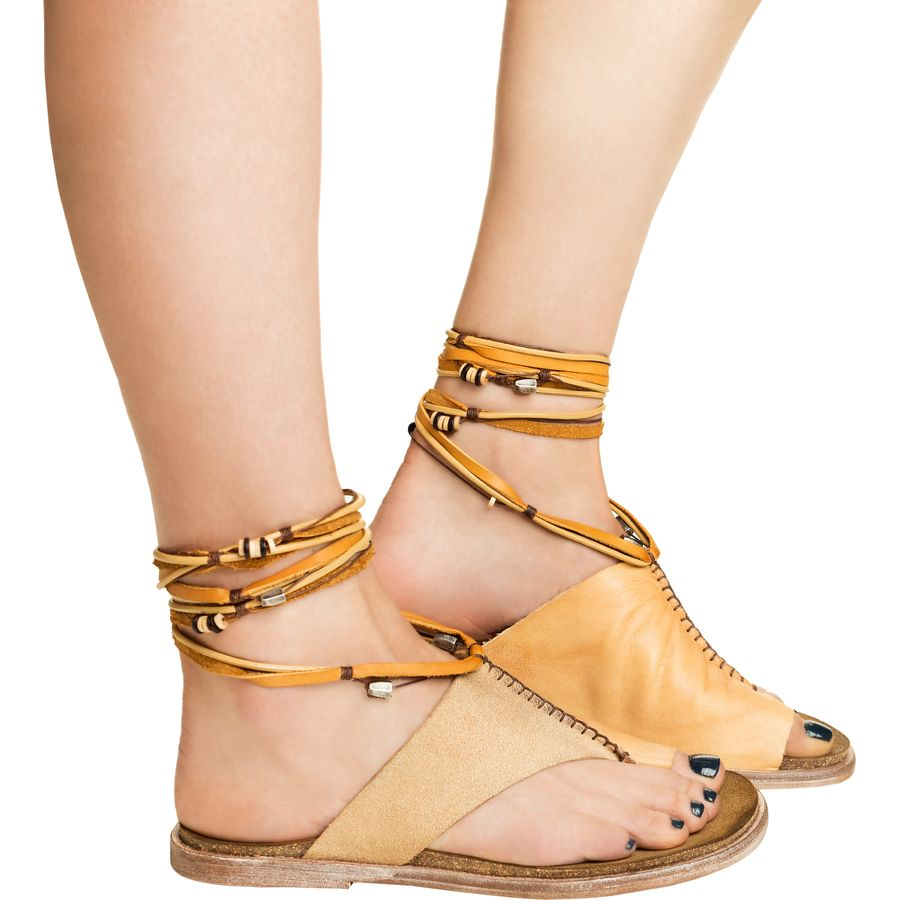 Free People Leigh Hill Footbed Sandal - Womens
