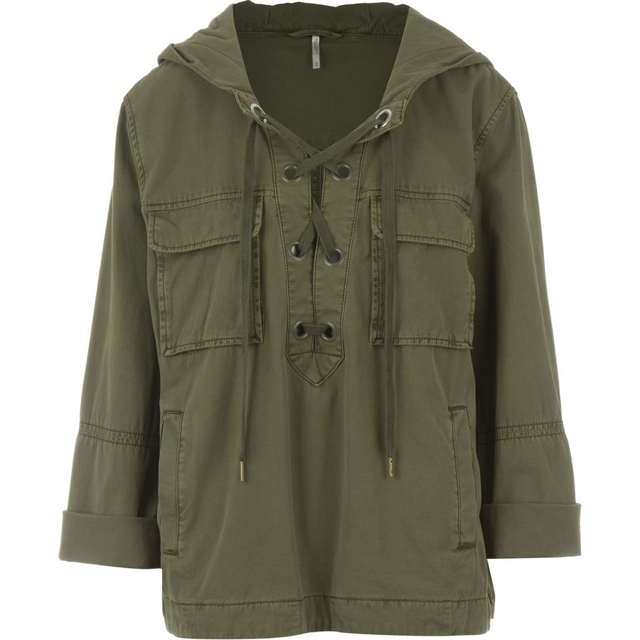Free People Safari Pullover Jacket - Womens