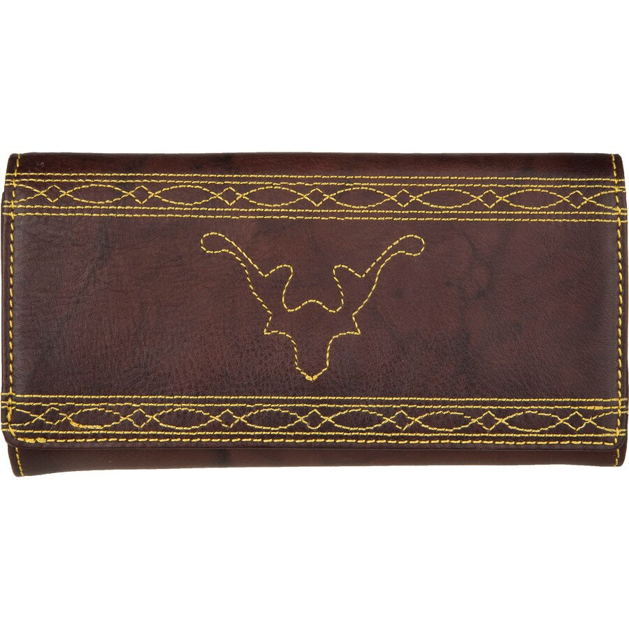 Frye Campus Stitch Wallet - Women's