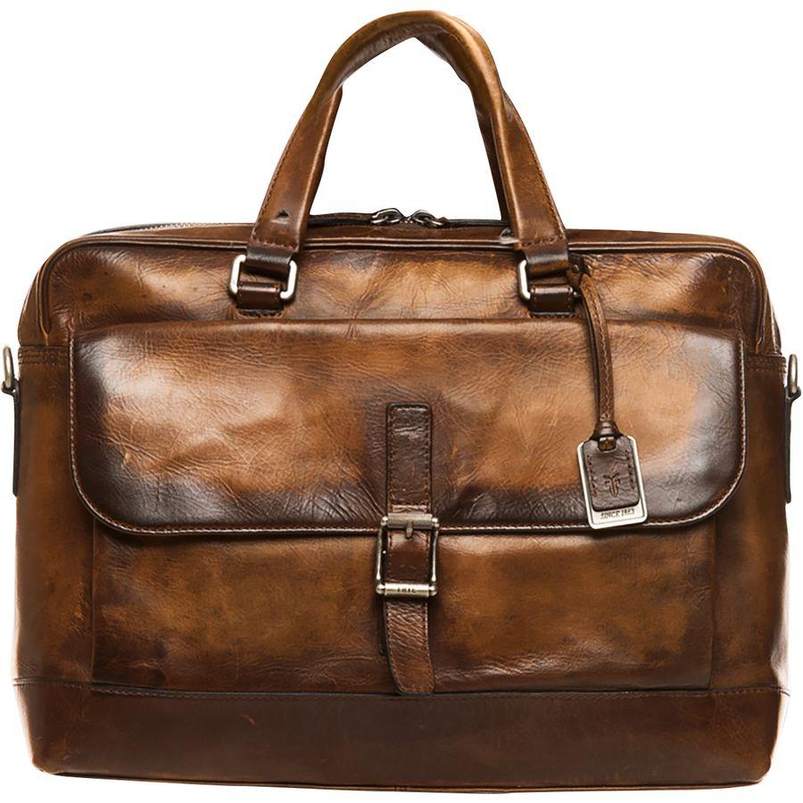 Frye Oliver 2 Handle Bag - Men's