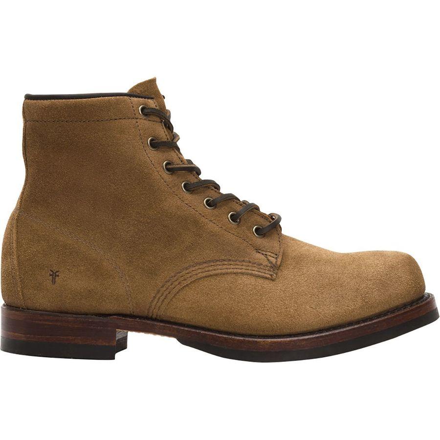 Frye John Addison Lace Up Boot - Mens