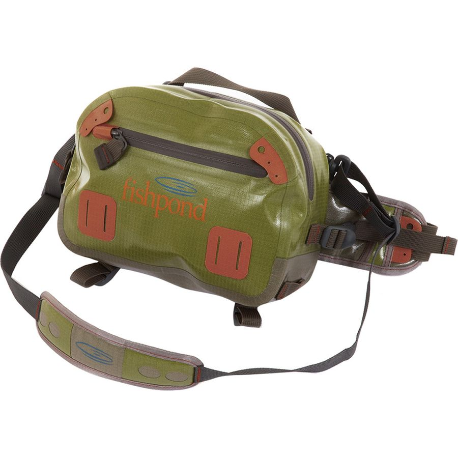 Fishpond westwater lumbar pack for Fly fishing packs