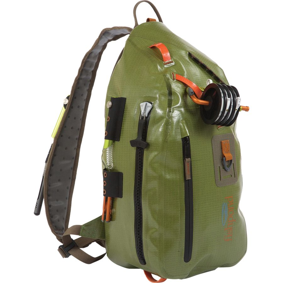Fishpond thunderhead sling for Fly fishing sling pack