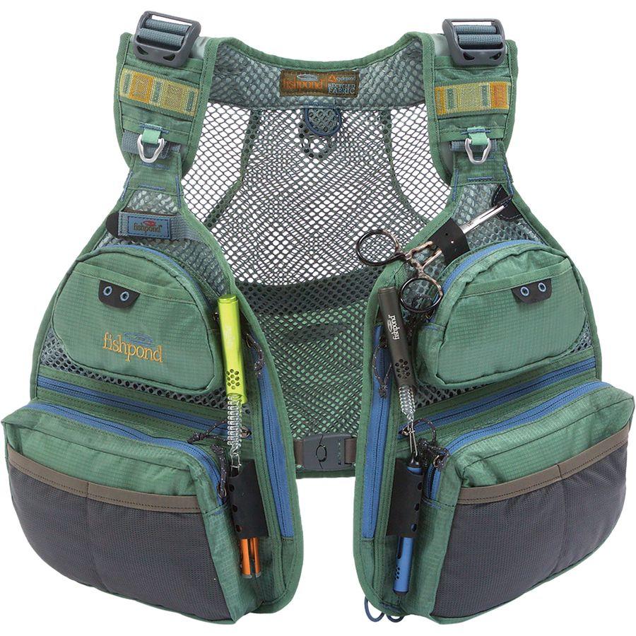 Fishpond muchacha tech vest women 39 s for Toddler fishing vest