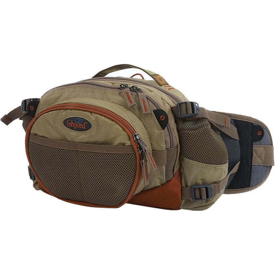Fishpond waterdance guide lumbar chest pack 427cu in for Fly fishing packs