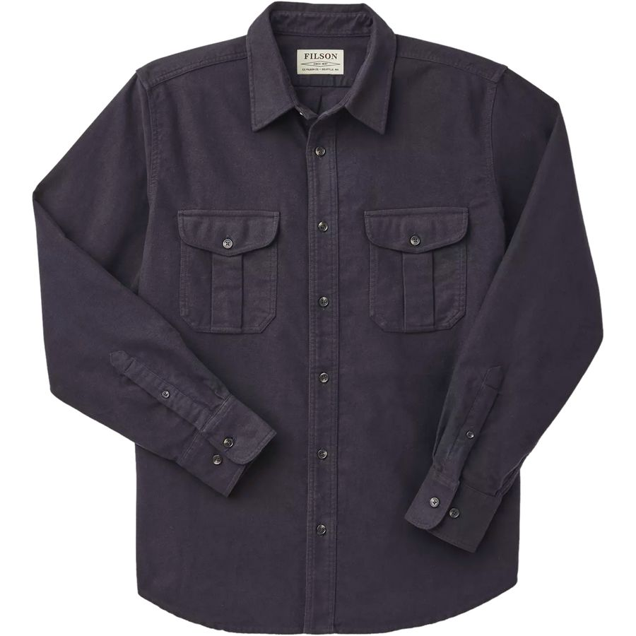 Filson Seattle Moleskin Shirt - Men's | Backcountry.com