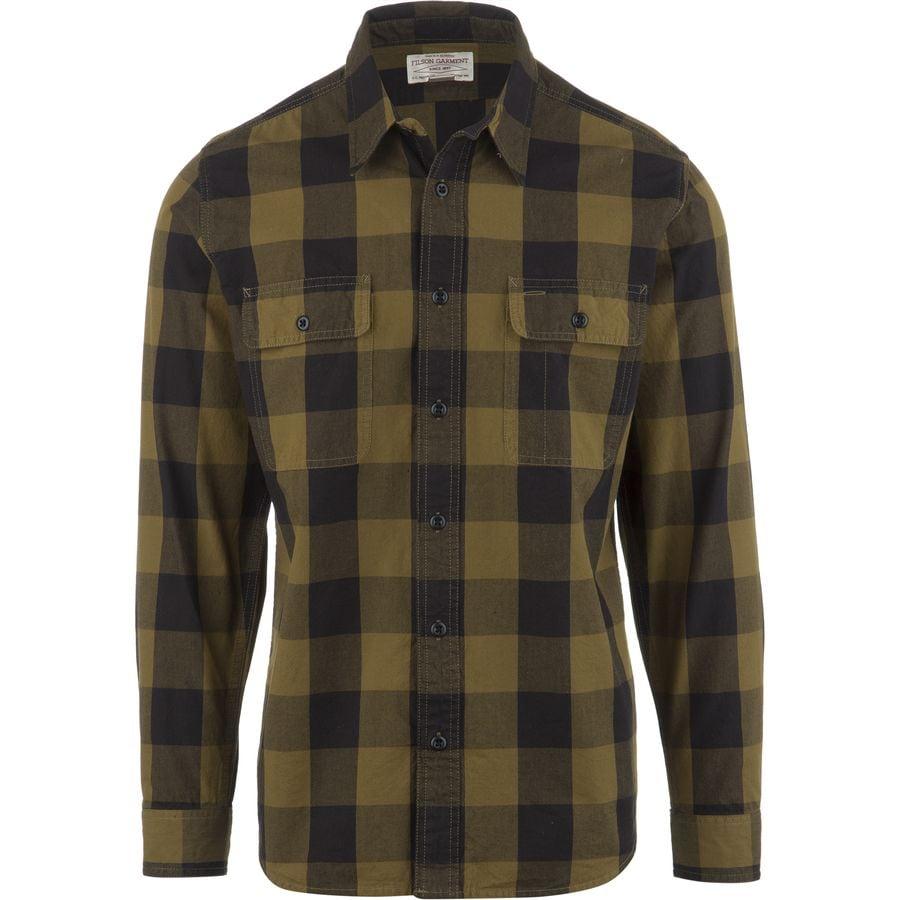 Filson Lightweight Kitsap Work Shirt Long Sleeve Men 39 S