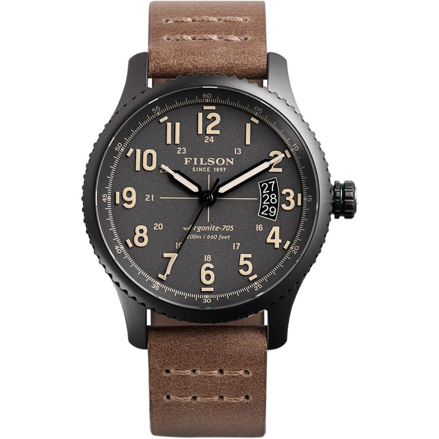 Filson the mackinaw field 38mm watch for Watches 38mm