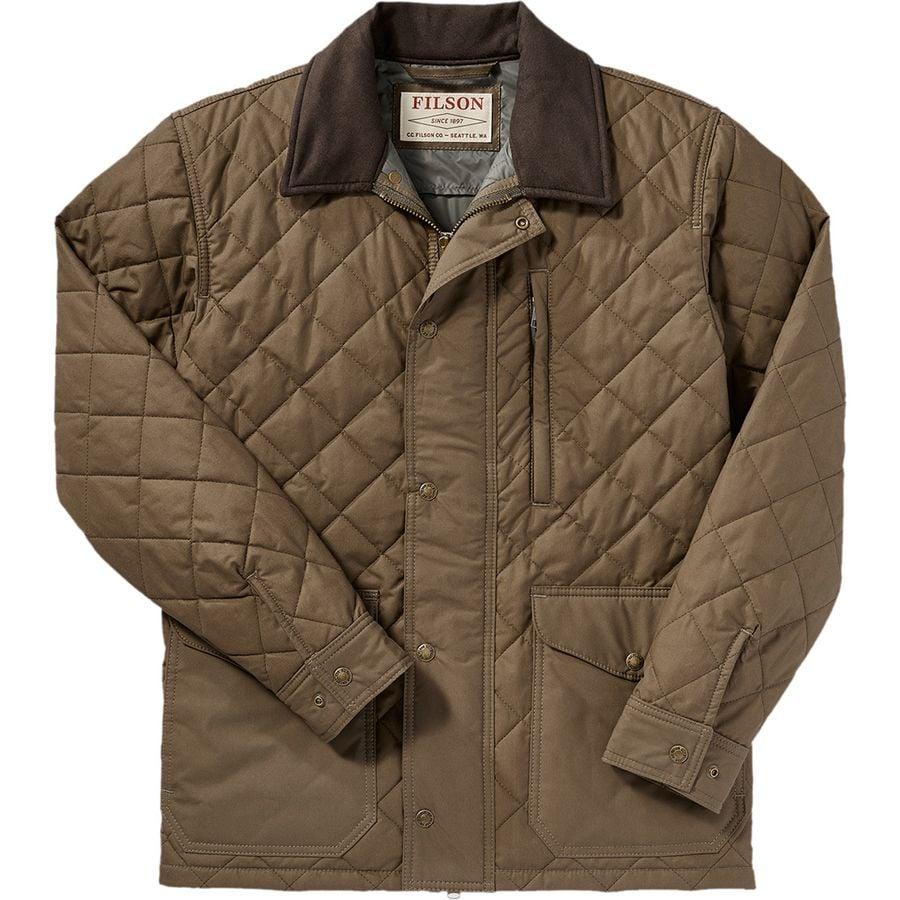 Filson Quilted Mile Marker Jacket Men S Backcountry Com