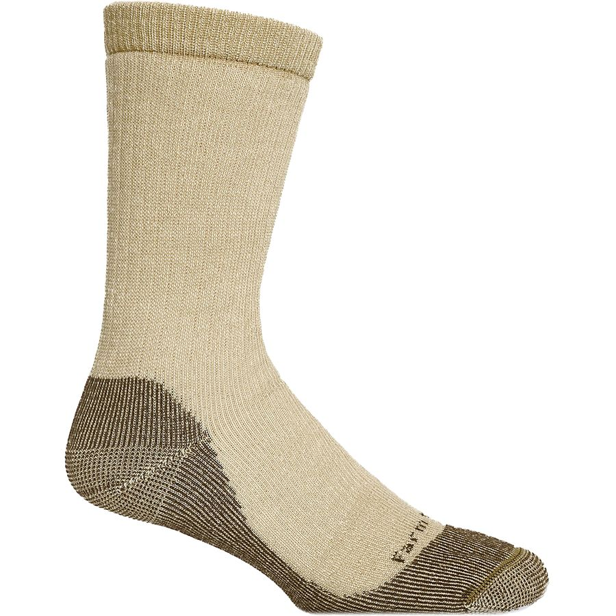Farm To Feet Jamestown Traditional Midweight Hiker Sock