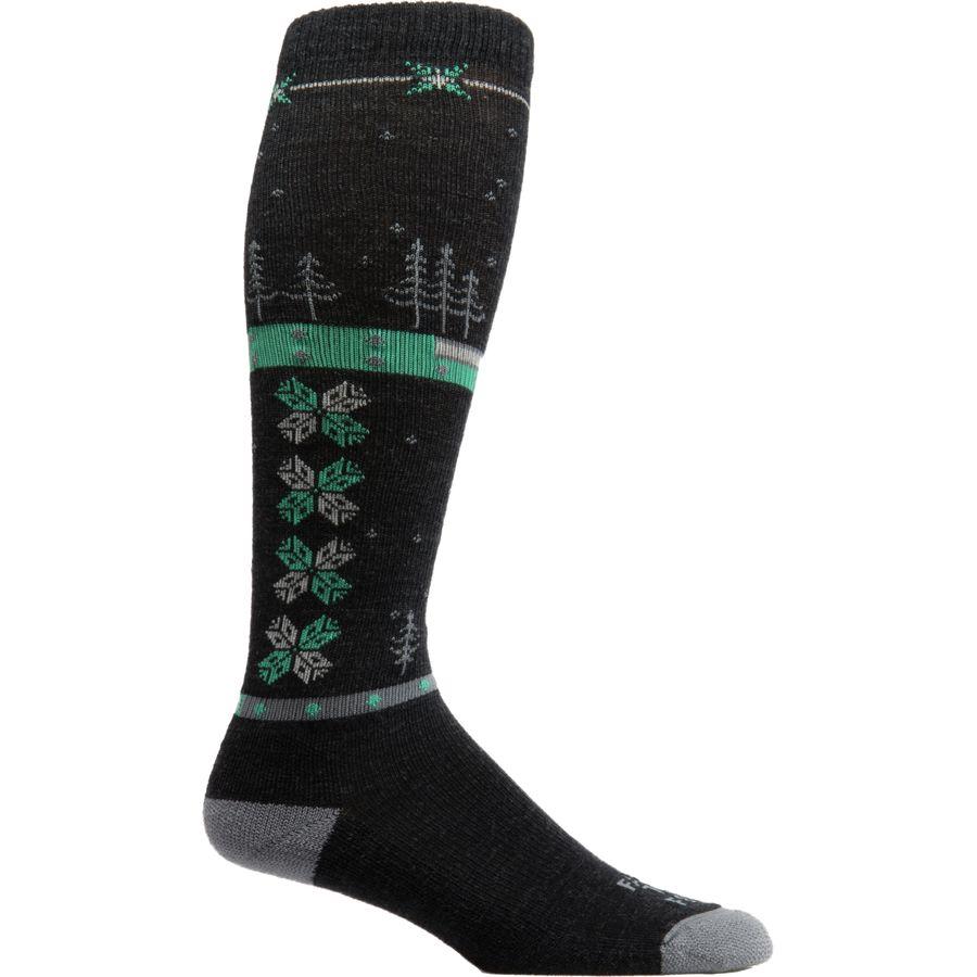 Farm To Feet Anchorage Lightweight Socks - Womens