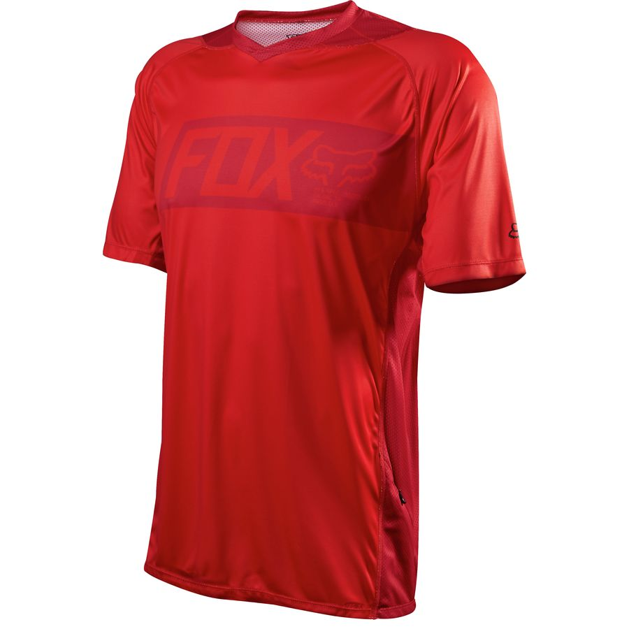 Fox Racing Attack Jersey - Short Sleeve - Men's
