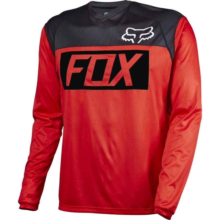 Fox Racing Indicator Jersey - Long Sleeve - Mens
