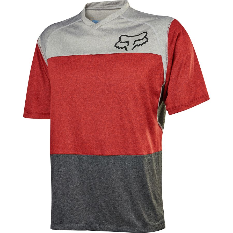 Fox Racing Indicator Bike Jersey - Short-Sleeve - Mens