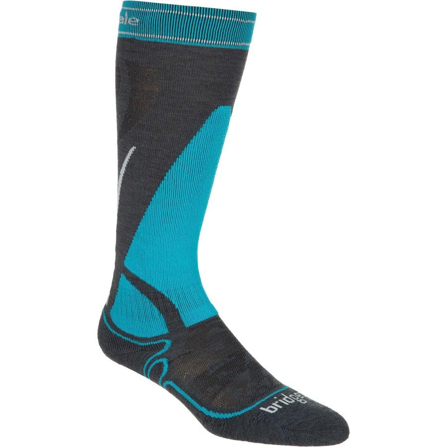Bridgedale Vertige Mid Ski Sock - Womens