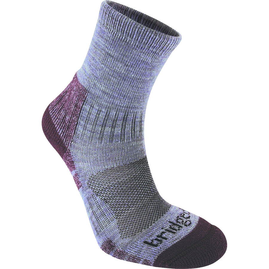 Bridgedale Wool Fusion Trail Light Sock - Womens