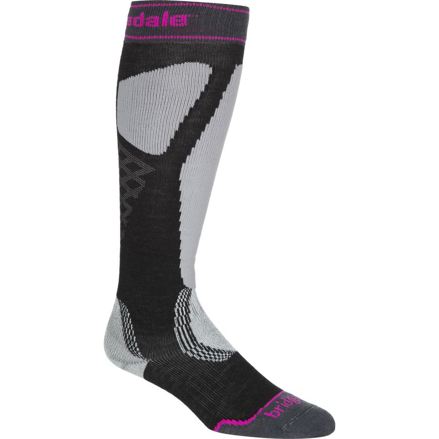 Bridgedale Control Fit II Ski Sock - Womens