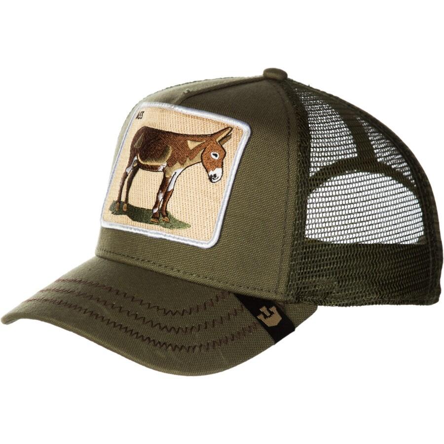 Goorin Brothers Animal Farm Trucker Hat Barn Collection