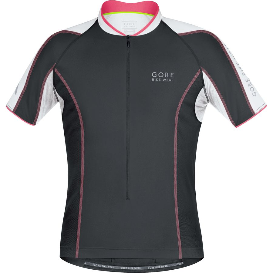 Gore Bike Wear Power Phantom 2.0 Jersey - Short-Sleeve - Mens