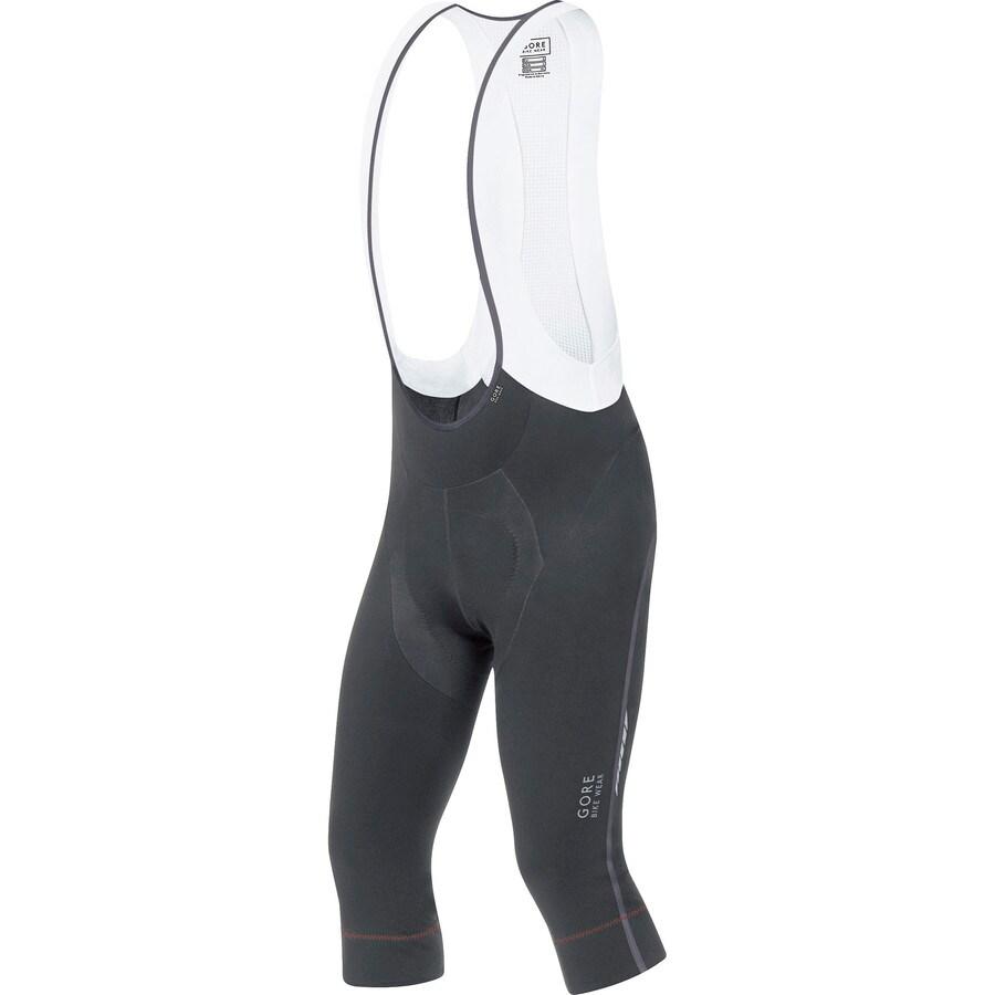 Gore Bike Wear Oxygen Partial Thermo 3/4 Bib Tights - Mens