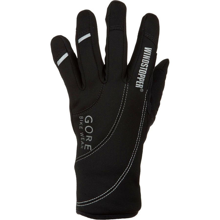 Gore Bike Wear Mountain Bike Windstopper Thermo Gloves - Womens