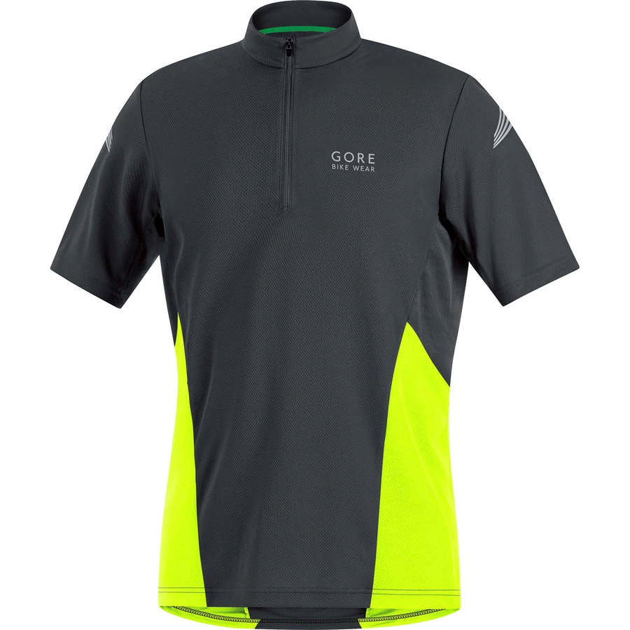 Gore Bike Wear Element Mountain Bike Jersey - Short Sleeve - Mens