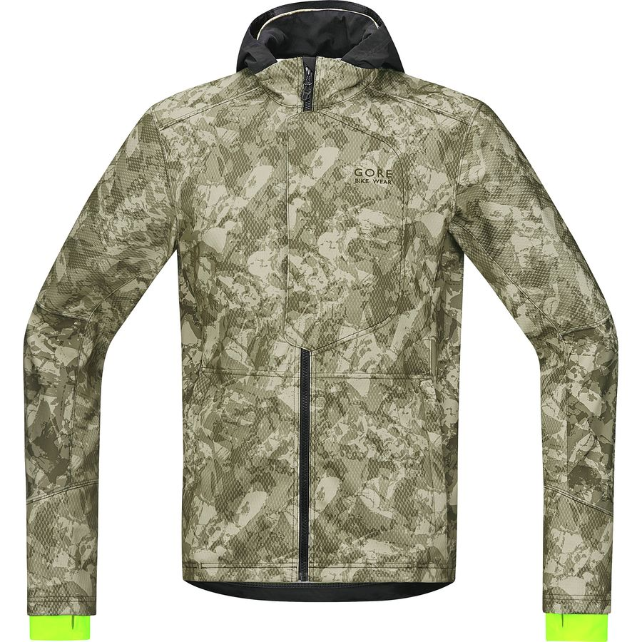 Gore Bike Wear Element Urban WS SO Jacket - Mens