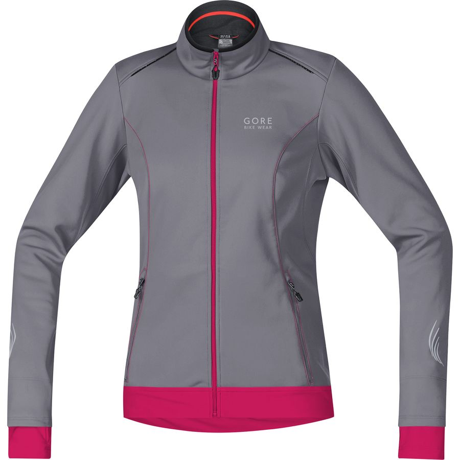 Gore Bike Wear Element WindStopper Soft Shell Lady Jacket - Womens