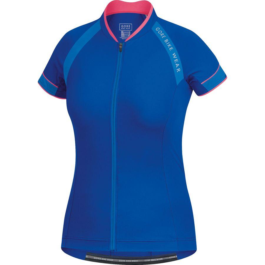 Gore Bike Wear Power 3.0 Jersey - Short-Sleeve - Womens