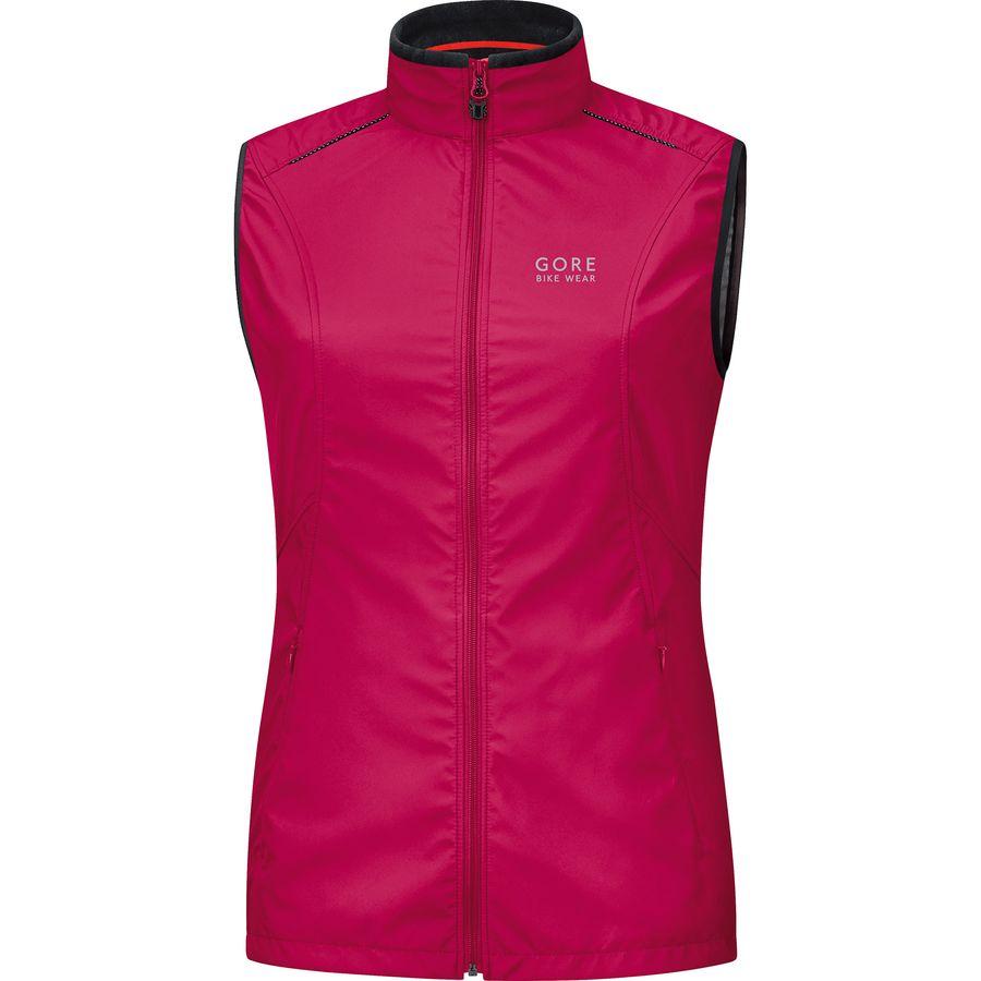 Gore Bike Wear Element WindStopper Active Shell Vest - Womens