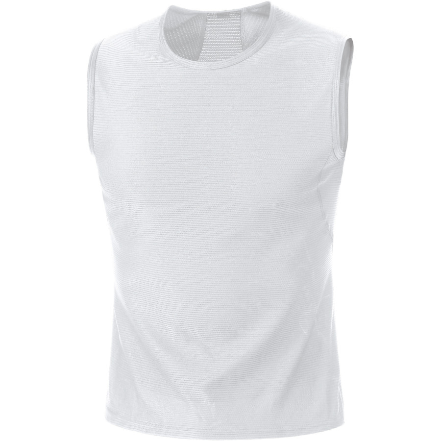 Gore Bike Wear Base Layer Singlet - Sleeveless - Mens