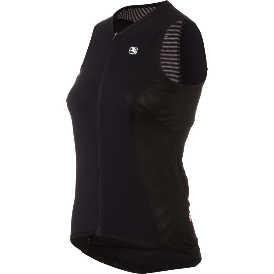 Giordana FormaRed Carbon Jersey - Sleeveless - Womens