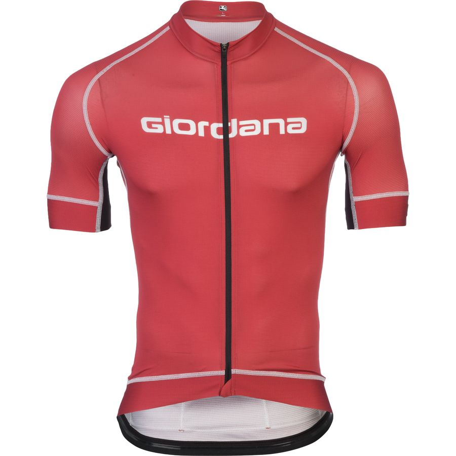 Giordana Trade FormaRed Carbon Jersey - Mens