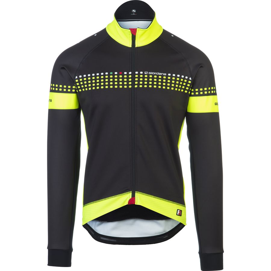 Giordana Forte Trade FormaRed Carbon Jacket - Mens