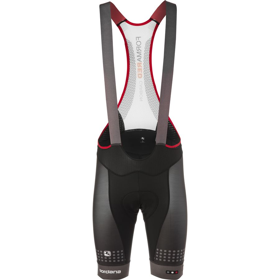 Giordana Trade Forte FormaRed Carbon Bib Short - Mens