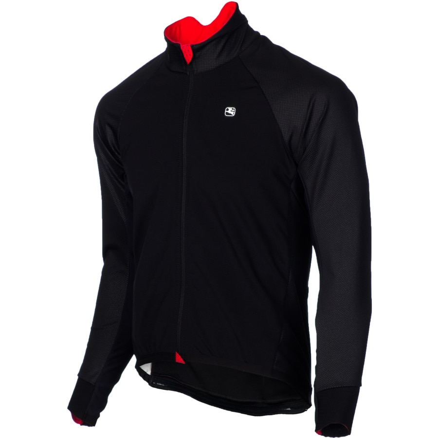 Giordana FormaRed Carbon Lightweight Mens Jacket