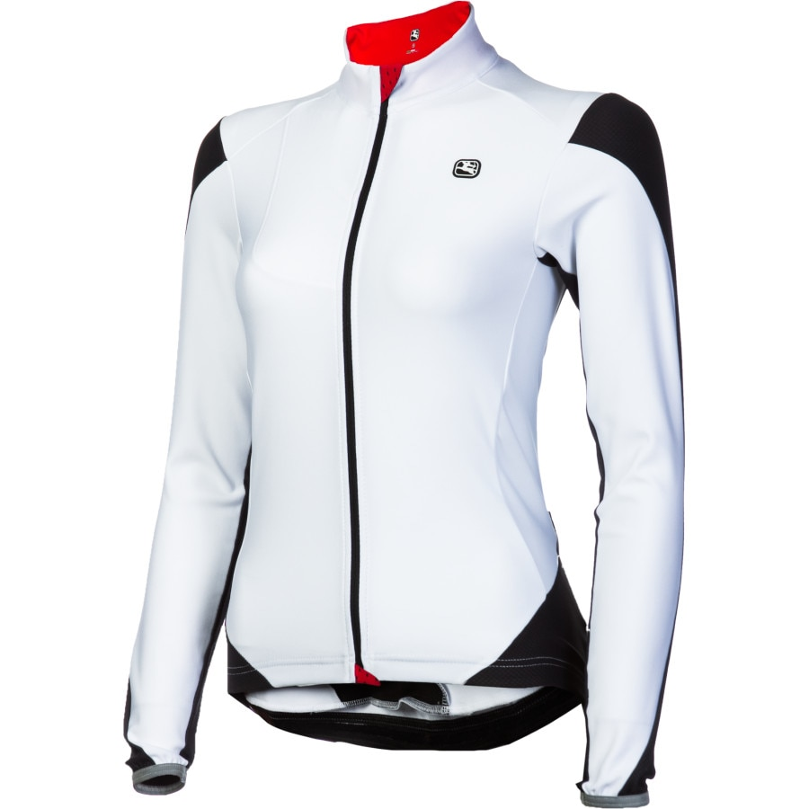 Giordana FormaRed Carbon Jersey - Long-Sleeve - Womens