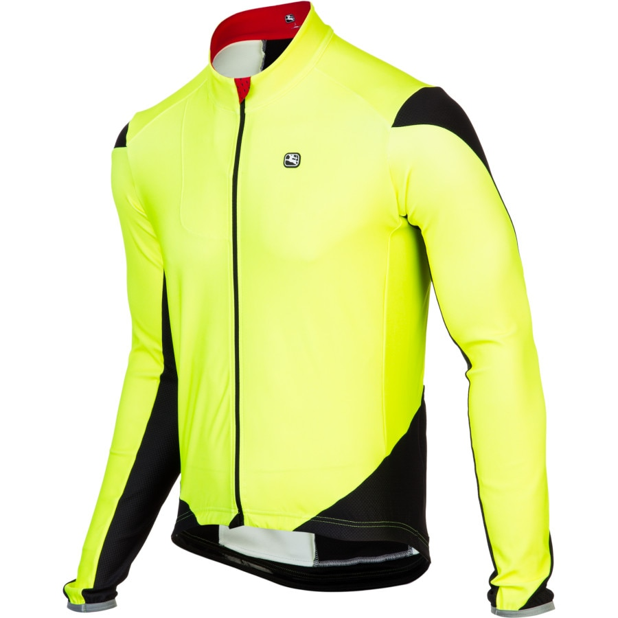 Giordana FormaRed Carbon Long Sleeve Mens Jersey