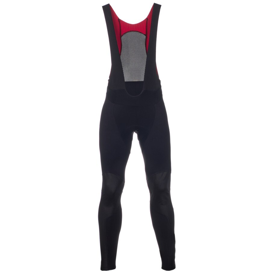 Giordana FormaRed Carbon Windfront Bib Tights - Mens