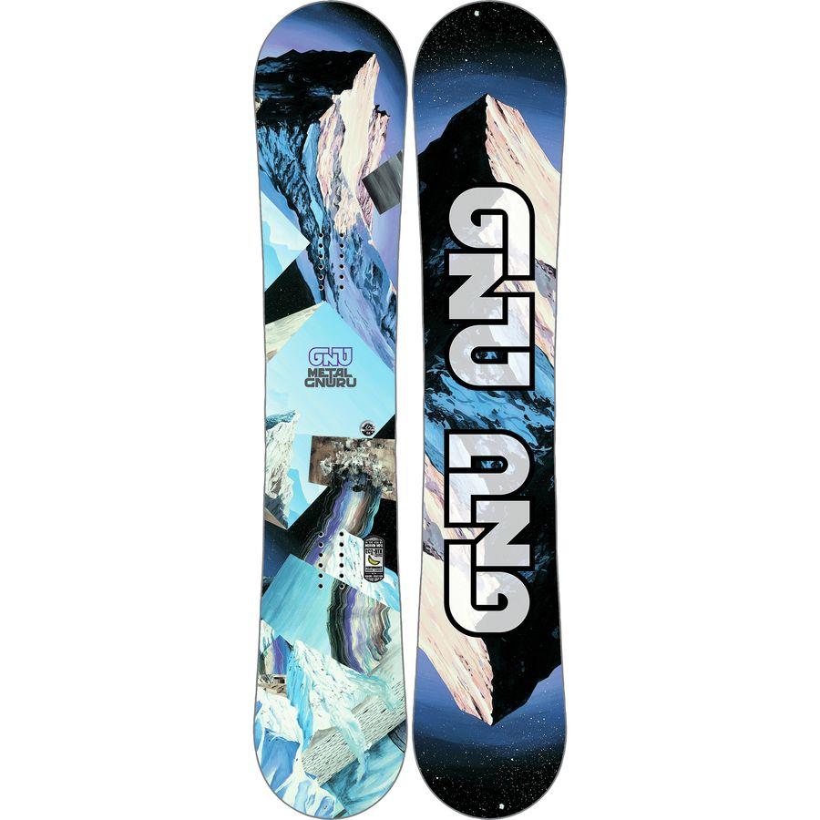 Gnu Metal Gnuru EC2 BTX Snowboard
