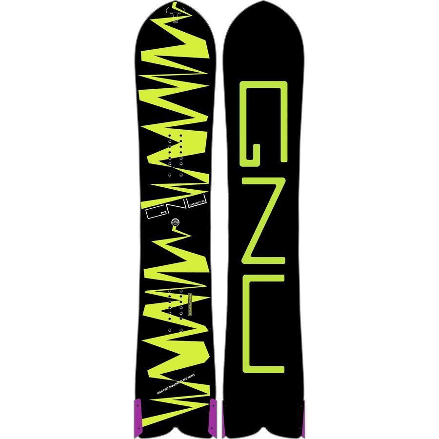 Gnu Finsanity 1984 C2 Snowboard