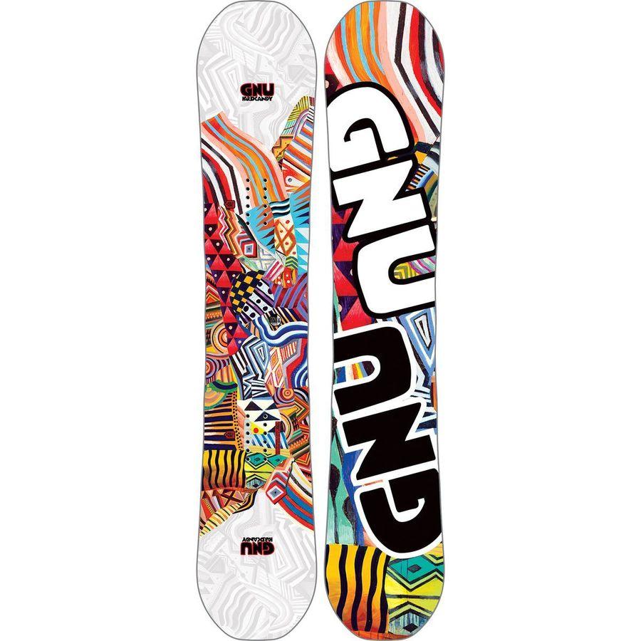 Gnu Hard Candy BTX Snowboard - Women's