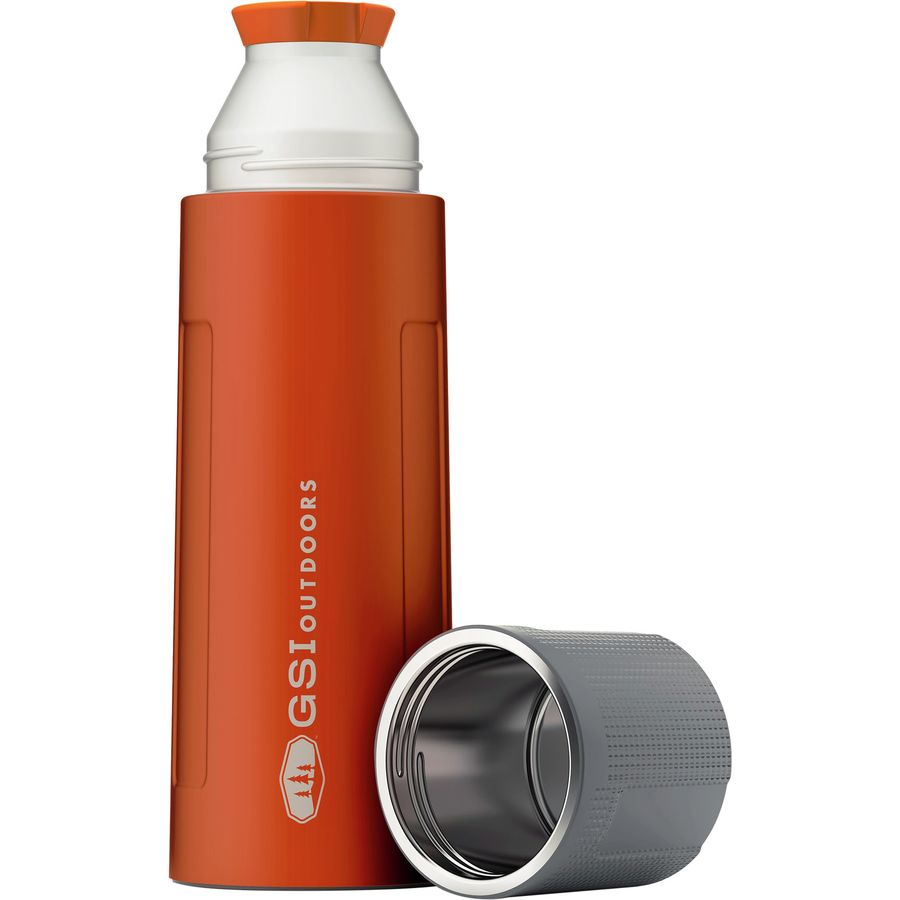 GSI Outdoors Glacier Stainless Vacuum Bottle - 1L