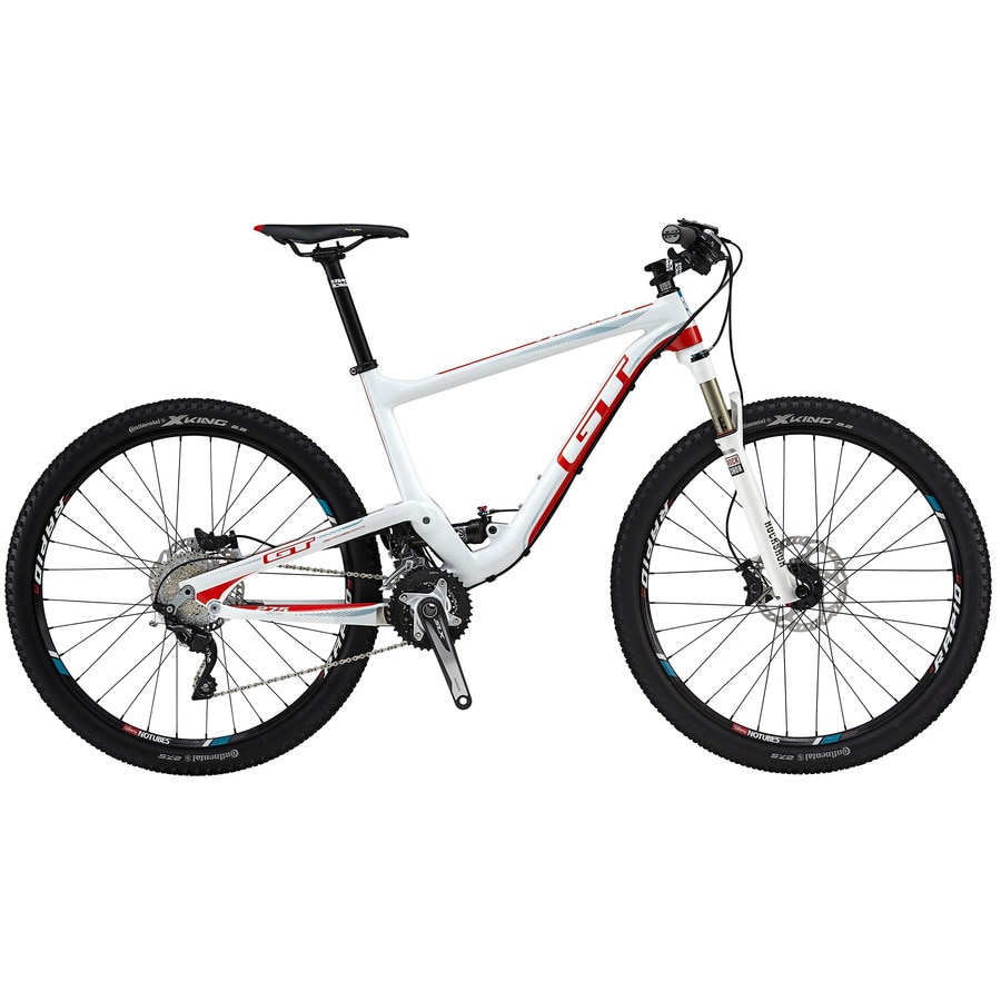 GT Helion Carbon Expert Complete Mountain Bike - 2015