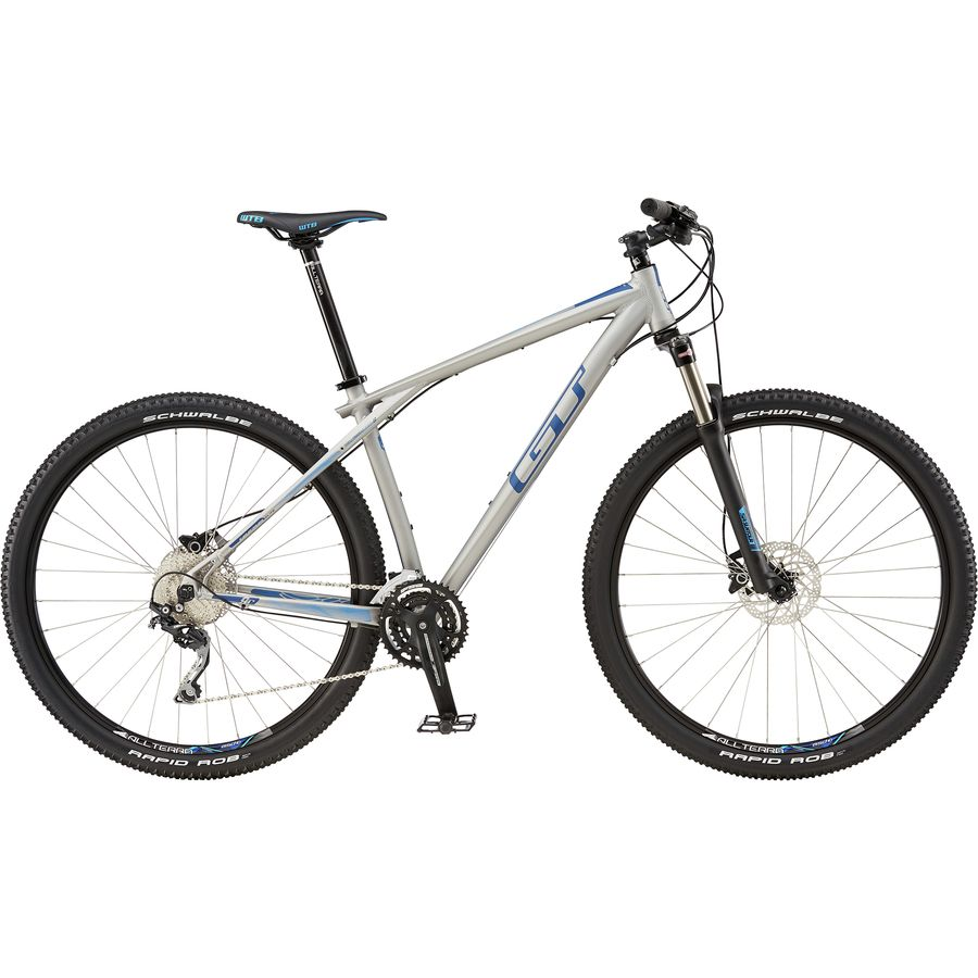 GT Karakorum Elite Deore Complete Mountain Bike - 2016