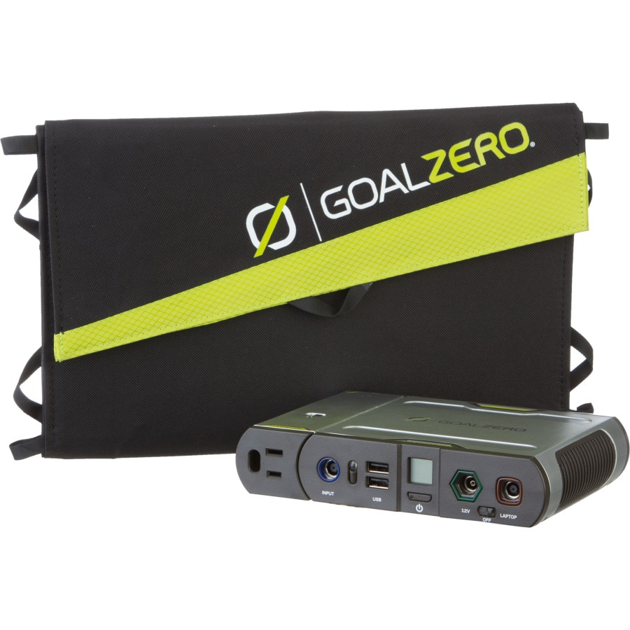 Goal Zero Yeti Lithium Portable Power Station, Wh Rechargeable Generator and.