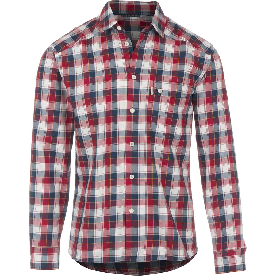 Haglöfs Tarn Flannel Shirt - Long-Sleeve - Men's