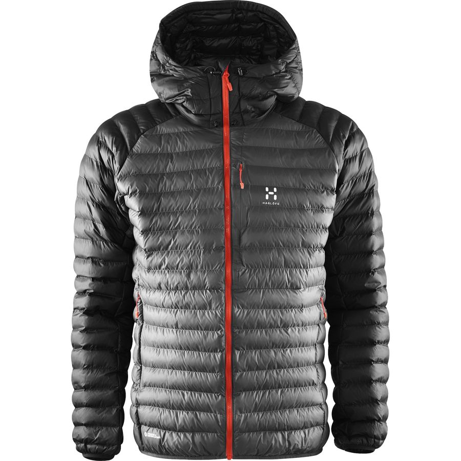Haglöfs Essens Mimic Insulated Hooded Jacket - Mens